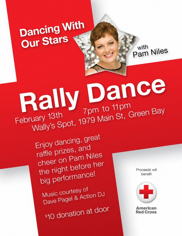 Pam Niles Rally Dance